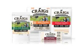 Craigs Creamery cheese