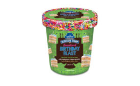 Cumberland Farms Birthday Blast ice cream