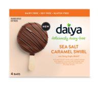 Daiya vegan Frozen Dessert Caramel