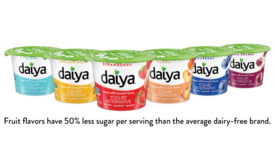 Daiya yogurt alternative cups