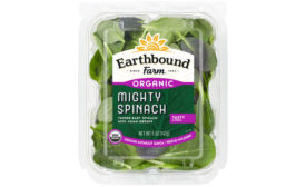 Earthbound Farm Mighty Spinach Clam