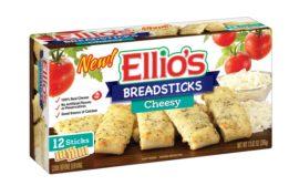 Ellios Breadsticks Cheesy