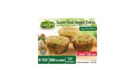 Garden Lites superfood veggie cakes