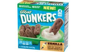 General Mills Go-Gurt Dunkers Vanilla