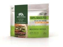 Grass Run Farms IQF Ground Beef Patties