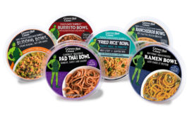 Green Giant vegetable meal bowls