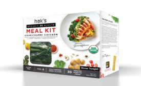 Hak's meal kit