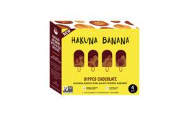 Hakuna Banana frozen novelty bars