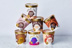 Halo Top Dairy Free