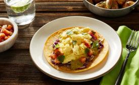 Hampton Creek Just Scramble Breakfast Taco