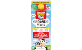 Horizon Organic Growing Years milk