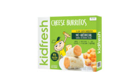 Kidfresh Cheese Burritos