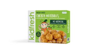 Kidfresh ChickenMeatballs