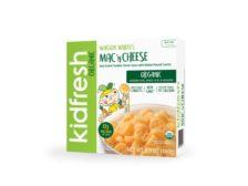 Kidfresh wagon Wheel  Organic MacCheese