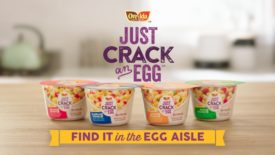 Kraft Heinz Just Crack an Egg
