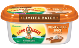 Land O Lakes pumpkin spice spread