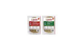 Lightlife veggie deli slices