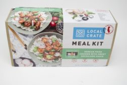 Local Crate California Korean Fried Chicken Kit