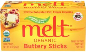 MELT organic vegan butter