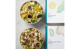 Mosaic frozen meals