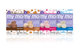 MyMo Mochi Ice Cream vegan