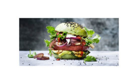 Nestle plant-based burger