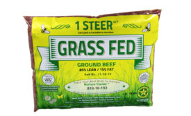 Nurture Ranch 1 Steer ground beef