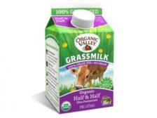 Organic Valley Grassmilk Half & Half