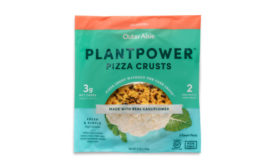 Outer Aisle Plant Power pizza crust