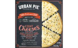 Palermo's Urban Pie veggie crust