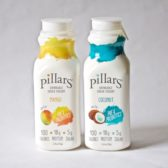 Pillars mango coconut drinkable yogurt