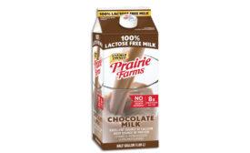 Prairie Farms Lactose Free chocolate milk