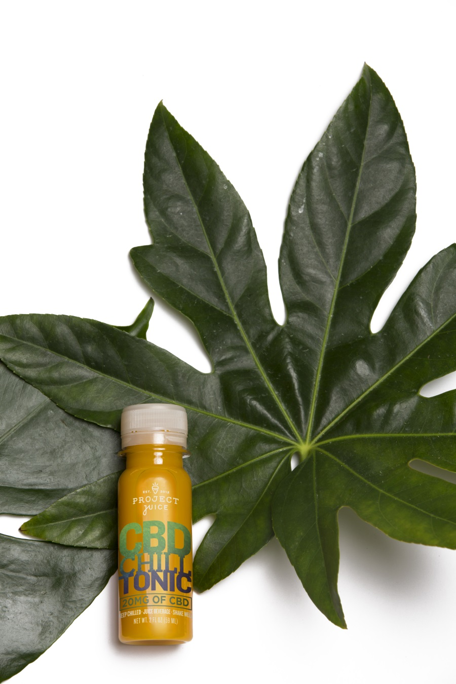 CBD cold-pressed juices