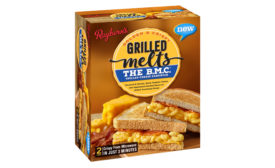 Raybern's Grilled Cheese Melts