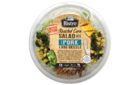 Ready Pac pulled pork salad