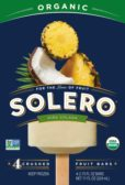 Solero Pina Colada fruit bars
