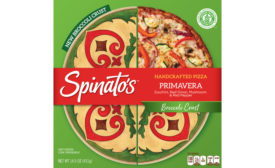 Spinatos Primavera crust