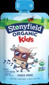 Stonyfield Choco Mooo yogurt