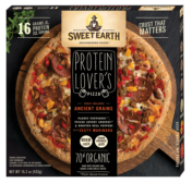 Sweet Earth Foods Protein Lovers pizza