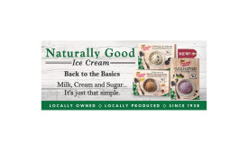 Prairie Farms Naturally good ice cream