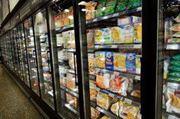Frozen Grocery Aisle
