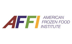 American Frozen Food Institute Logo AFFI