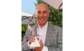 Trucking Industry ATRI Dan Murray 2021 Halladay Award Winner