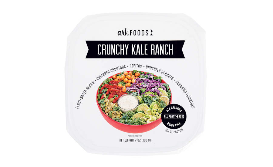 Clean Label Salads Refrigerated Ark Foods