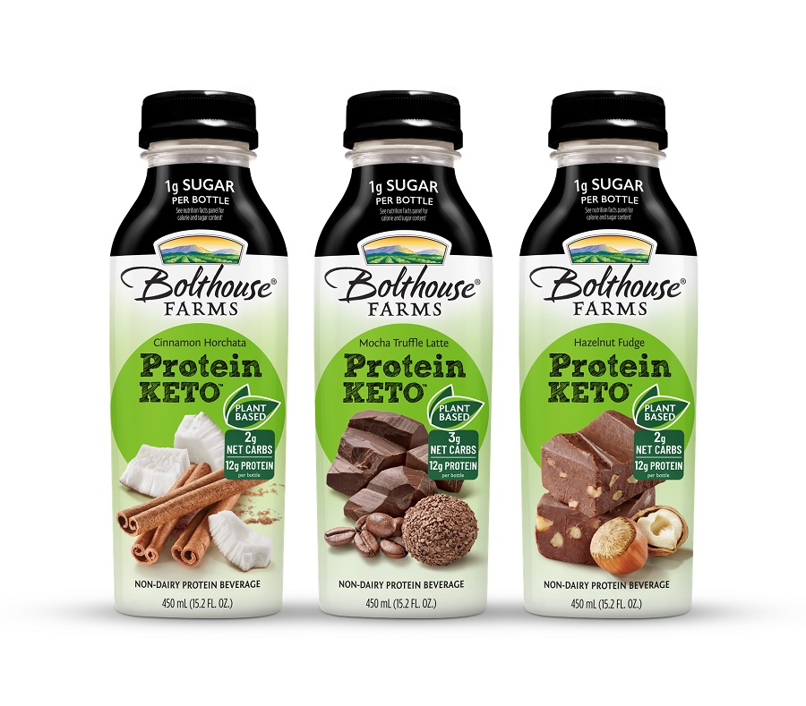 Protein Keto Plant Based Functional Beverages Bolthouse Farms