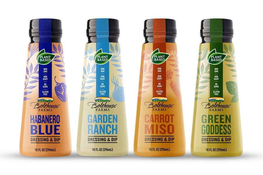 Plant Based Dressing Dip Bolthouse Farms Refrigerated