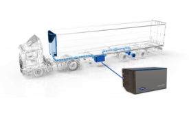 Refrigerated Truck Transport Logistics Electric Cold Chain Carrier AddVolt