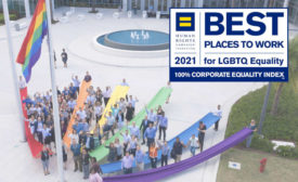Best Place to Work LGBTQ Equality Carrier Refrigeration