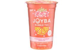 Bubble Tea Strawberry Lemonade Green Tea Joyba Del Monte