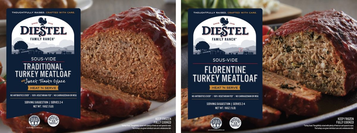 Diestel Introduces Sous-Vide Turkey Meatloaf | 2020-02-13 | Refrigerated &  Frozen Foods